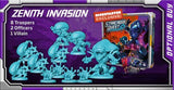 Starcadia Quest: Zenith Invasion Expansion (Kickstarter Pre-Order Special) Kickstarter Board Game Accessory CMON Limited