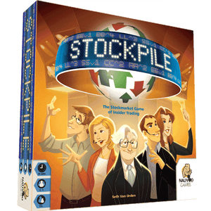 Stockpile Retail Board Game GoKids 玩樂小子
