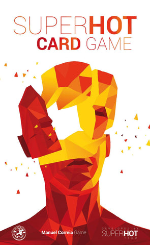 Superhot (Retail Edition) Retail Board Game Grey Fox Games KS001049A