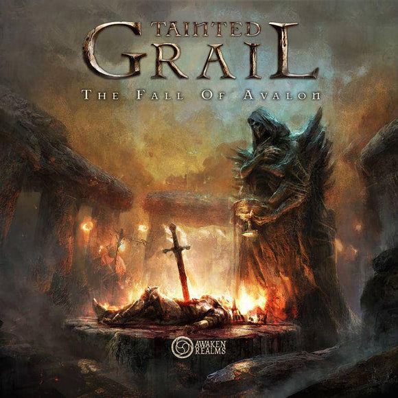 Tainted Grail: Fall of Avalon Core Game Ding&Dent Awaken Realms KS000946G