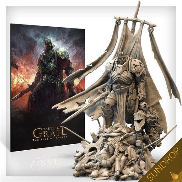 Tainted Grail: King Arthur Sundrop (Kickstarter Pre-Order Special) Kickstarter Board Game Accessory Awaken Realms, CrowD Games, Giochi Uniti, Maldito Games, Pegasus Spiele, Summon Games KS000946F