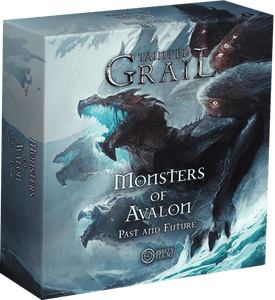 Tainted Grail: Monsters of Avalon - Past And The Future (Kickstarter Pre-Order Special) Kickstarter Board Game Expansion Awaken Realms, CrowD Games, Giochi Uniti, Maldito Games, Pegasus Spiele, Summon Games KS000946C
