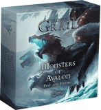 Tainted Grail: Monsters of Avalon Past And The Future Sundrop (Kickstarter Pre-Order Special) Kickstarter Board Game Expansion Awaken Realms KS000946D