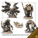 Tainted Grail: Monsters of Avalon - Past And The Future Sundrop (Kickstarter Pre-Order Special) Kickstarter Board Game Expansion Awaken Realms, CrowD Games, Giochi Uniti, Maldito Games, Pegasus Spiele, Summon Games KS000946D