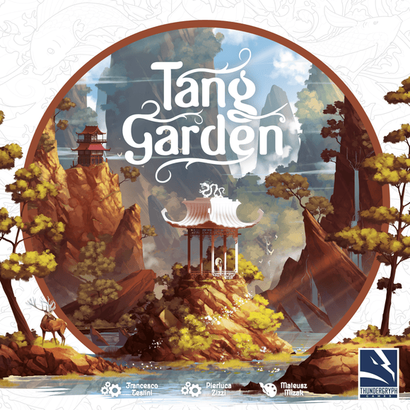 Tang Garden (Kickstarter Pre-Order Special) Board Game Geek, Kickstarter Games, Games, Kickstarter Board Games, Board Games, ThunderGryph Games, GateOnGames, Tang Garden, The Games Steward Kickstarter Edition Shop, Card Drafting ThunderGryph Games