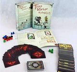 Temp Worker Assassins Retail Board Game David Newton