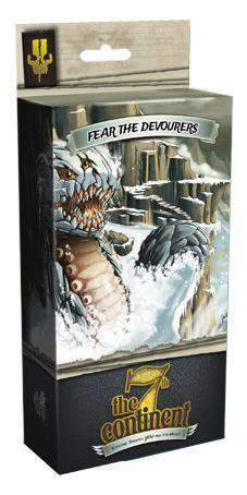 The 7th Continent: Fear the Devourers Expansion (Kickstarter Special) Kickstarter Board Game Expansion Serious Poulp