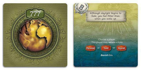 The 7th Continent: Path of Repentance Expansion (Kickstarter Special) Kickstarter Board Game Expansion Serious Poulp KS000215C