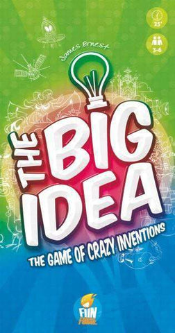 The Big Idea Retail Card Game Arclight 3770001556055 KS000639