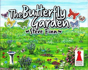 The Butterfly Garden (Kickstarter Special) Kickstarter Board Game Dr. Finn's Games