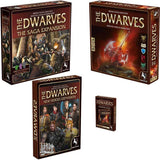 The Dwarves: Hero Quest Pledge (Kickstarter Ding & Dent Special) Kickstarter Board Game Expansion Pegasus Spiele