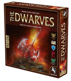 Copy of The Dwarves: Hero Quest Pledge (Kickstarter Ding & Dent Special) Kickstarter Board Game Expansion Pegasus Spiele