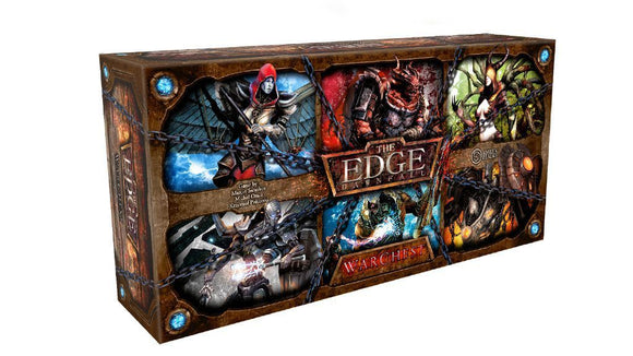 The Edge: Dawnfall v1.6 All In Pledge Bundle (Kickstarter Pre-Order Special) Kickstarter Board Game Awaken Realms KS000859B