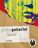 The Gallerist: Deluxe Edition (Kickstarter Ding&Dent Special) Kickstarter Board Game Eagle-Gryphon Games 43551276 KS000704