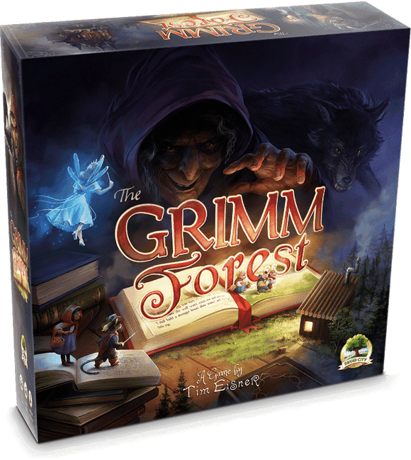 The Grimm Forest (Kickstarter Special) Kickstarter Board Game Druid City Games 0602573297582 KS000703