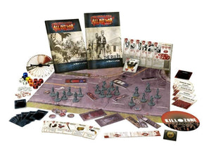The Walking Dead: All Out War with Exclusive Booster Pack Bundle (Kickstarter Special) Kickstarter Miniatures Game 2Tomatoes
