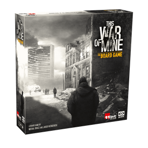 This War of Mine: Memories Expansion (Kickstarter Special) Kickstarter Board Game Expansion Awaken Realms