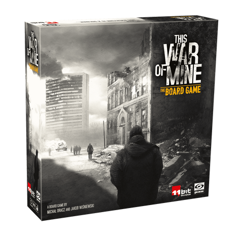 This War of Mine: Memories and Incidents Expansion Bundle (Kickstarter Special) Kickstarter Board Game Expansion Awaken Realms KS000083B