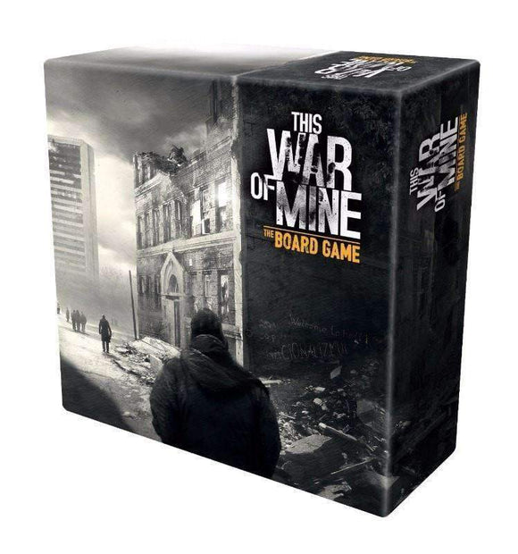 This War Of Mine: The Board Game (Kickstarter Special) Kickstarter Board Game Awaken Realms