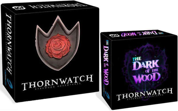 Thornwatch plus Dark of The Wood Expansion (Kickstarter Special) Kickstarter Board Game Lone Shark Games 0852483006075 KS000027B