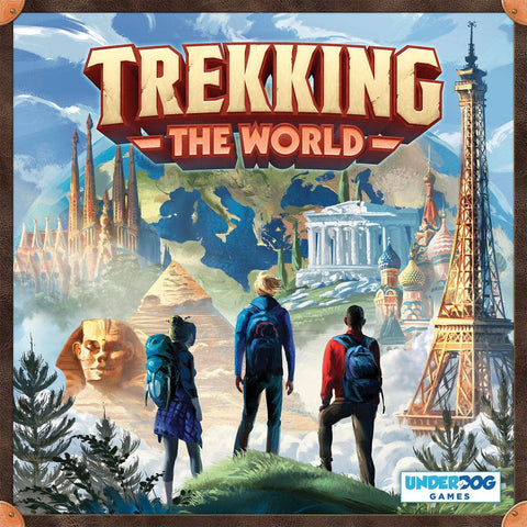 Trekking The World Bundle (Kickstarter Pre-Order Special) Underdog Games KS001029A