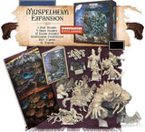 Trudvang Legends: Muspelheim Expansion (Kickstarter Pre-Order Special) Kickstarter Board Game Expansion CMON Limited KS000961B