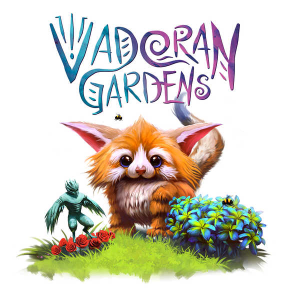 Vadoran Gardens Retail Board Game The City of Games