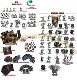 Vampire Hunters: Slayer Pledge Level (Kickstarter Special) Kickstarter Board Game Dark Gate Games KS000038