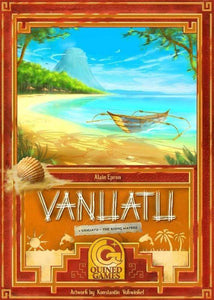Vanuatu Second Edition (Kickstarter Special) Kickstarter Board Game Quined Games 3760188400043 KS000102
