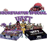 Vast: The Mysterious Manor Paladin Pledge plus Haunted Hallways Bundle Ding & Dent (Kickstarter Special) Kickstarter Board Game Leder Games KS000823B