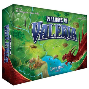 Villages of Valeria (Kickstarter Special) Kickstarter Card Game Daily Magic Games