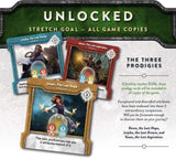 Vindication Board Game: Bundle with Upgraded Components (Retailer Special) Kickstarter Board Game Orange Nebula