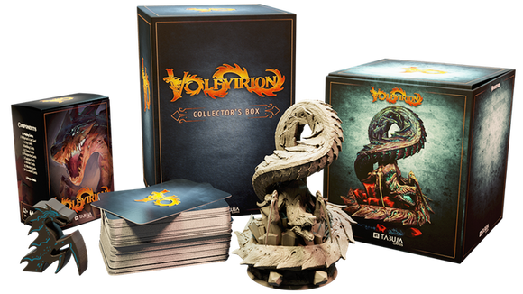Volfyirion: Collector's Pledge Bundle (Kickstarter Special) Kickstarter Board Game Tabula Games KS000861A
