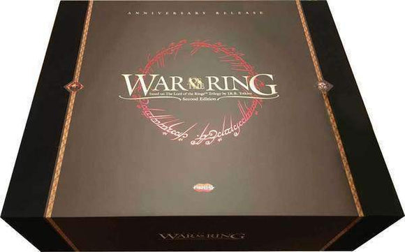 War of The Ring: Anniversary Edition (Production Set #1289) Retail Board Game Ares Games