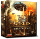 War of the Worlds The New Wave: Core Game Plus Irish Sea Expansion (Retail Edition) Retail Board Game Grey Fox Games 725272745502 KS000939A