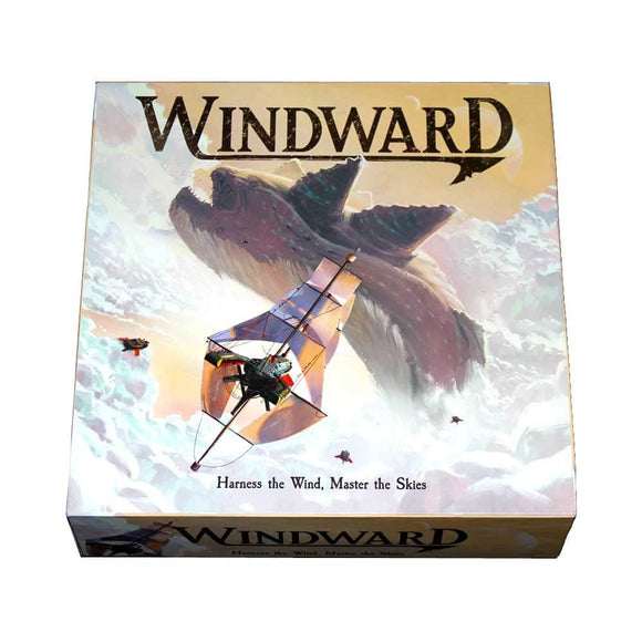 Windward (Kickstarter Special) Kickstarter Board Game El Dorado Games KS001045A