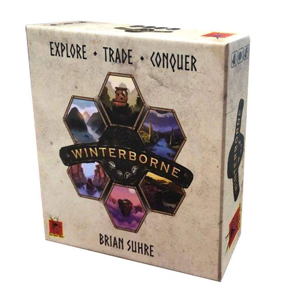 Winterborne Bundle (Kickstarter Pre-Order Special) Board Game Geek, Kickstarter Games, Games, Kickstarter Board Games, Board Games, Talon Strikes Studios LLC, Winterborne, The Games Steward Kickstarter Edition Shop, Action Points, Area Majority Influence Talon Strikes Studios LLC