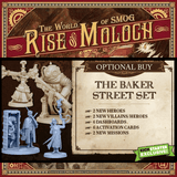 World of SMOG: Rise of Moloch - The Baker Street Set (Kickstarter Special) Kickstarter Board Game CMON Limited