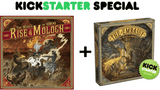 World of Smog: Rise of Moloch with Embassy Expansion (Kickstarter Special) Kickstarter Board Game CMON Limited 0817009019359 KS000666