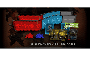 Xenoshyft: Dreadmire 6 Player Add-On Pack (Kickstarter Special) Kickstarter Board Game CMON Limited
