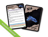 Xia: Legends of a Drift System plus Sellsword 2.0 Ship Bundle (Kickstarter Pre-Order Special) Kickstarter Board Game Far Off Games