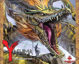 Yashima: Legend of the Kami Masters Retail Board Game Greenbrier Games 0091037688217 KS000361
