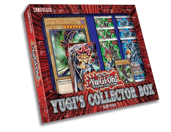 Yu-Gi-Oh! TCG - Yugi's Collector Box Retail Card Game Konami Digital Entertainment 0083717835363 KS000675D