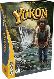 Yukon (Retail Import Special) Retail Board Game A-games (Board Game) KS000917A
