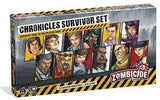 Zombicide: Chronicles Survivor Set Expansion Second Edition (Kickstarter Pre-Order Special) Kickstarter Board Game Expansion CMON KS000781L