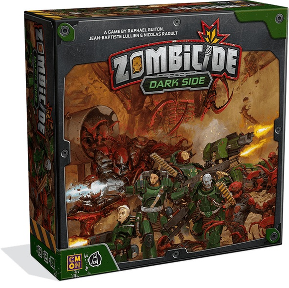 Zombicide: Dark Side Ding & Dent (Kickstarter Special) Kickstarter Board Game Expansion CMON Limited KS000781A