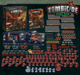 Zombicide: Dark Side (Kickstarter Pre-Order Special) Kickstarter Board Game Expansion CMON Limited