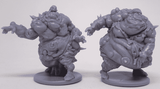 Zombicide: Green Horde Fatty Bursters (Kickstarter Special) Kickstarter Board Game Expansion CMON Limited