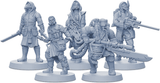 Zombicide: Invader Plague Survivor Pack (Kickstarter Special) Kickstarter Board Game Expansion CMON Limited KS000781C