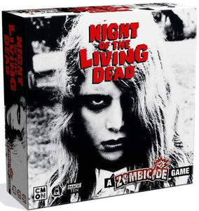 Zombicide: Night of the Living Dead - Dead of Night Pledge Bundle (Kickstarter Pre-Order Special) Kickstarter Board Game CMON Limited, Guillotine Games KS000781N